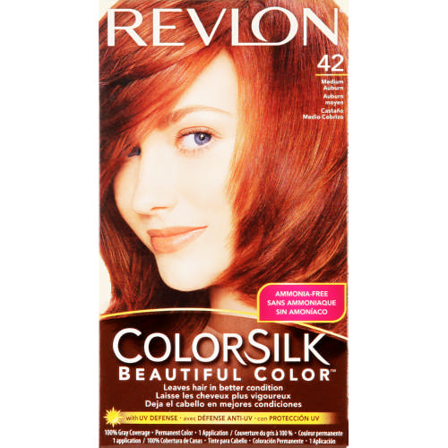 ColorSilk Beautiful Color Medium Auburn 42