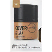 Cover & Go SPF6 Cover & Go SPF6 Foundation & Concealer Camel 25ml + 1.2gr