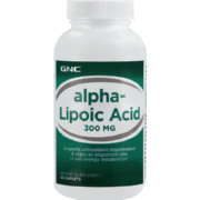 Alpha-Lipoic Acid 300 MG Dietary Supplement 60 Caplets