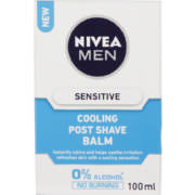 Cooling Post Shave Balm Sensitive 100ml