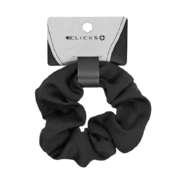 Essentials Scrunchie Black