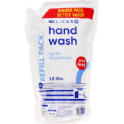 Pay Less Hand Wash Refill Pack 1.5 Litres
