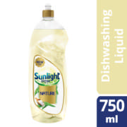 Nature Dishwashing Liquid 750ml