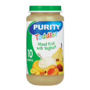 Infant Mixed Fruit & Yoghurt