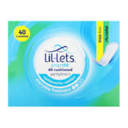 Everyday Pantyliners Unscented 40 Pantyliners
