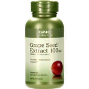 Herbal Plus Grape Seed Extract 100mg 100 Capsules