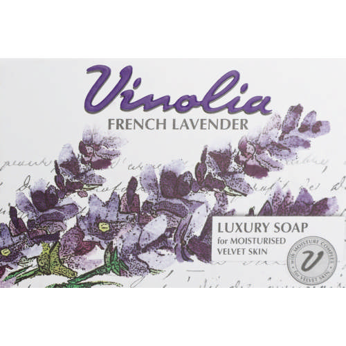 Lavender Hard Bar 125g