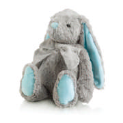 Plush Bunny Rabbit Blue