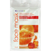 Exfoliating Apricot Scrub Mask All Skin Types 15ml