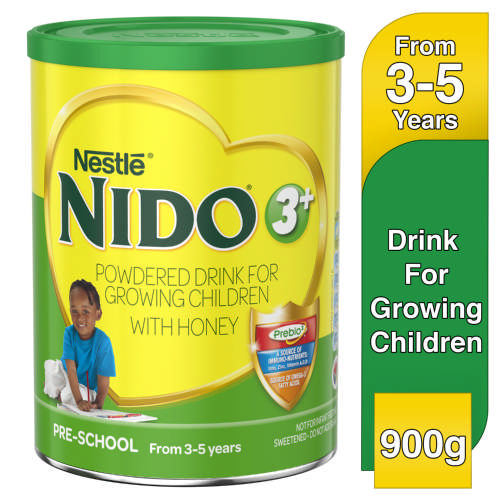 Nido Stage 3+ Powdered Drink For Growing Children 900g