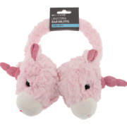 Unicorn Earmuffs Pink