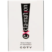 Exclamation Cologne Spray 50ml
