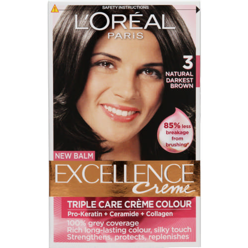 How to use excellence creme l'oréal paris.