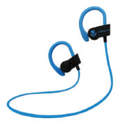 Sport Earhook Bluetooth Earphones Blue/Black