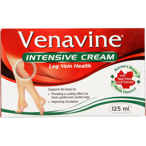 Intensive Leg Vein Health Cream 125ml