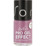 Pro Gel Effect Nail Polish Plumtastic 15ml