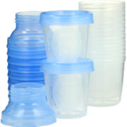 Breast Milk Storage Cups x10