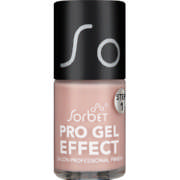 Pro Gel Effect Nail Polish Litchi Sorbet 15ml