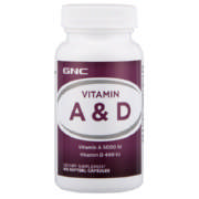 Vitamin A&D Softgel Capsules 100 Softgel Capsules