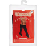Preggi Sox Black Medium