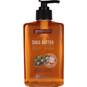 Shea Butter Cleansing Body Wash 480ml