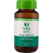 Capsules Milk Thistle 60 tablets