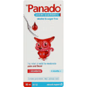 Paediatric syrup 50ml