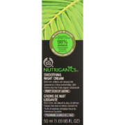 Nutriganics Night Cream Smoothing 50ml