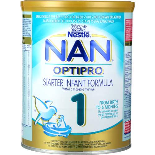 Nestle case study baby formula