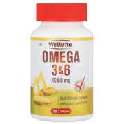 Omega 3+6 1000mg Multi Omega Complex Softgels 30 Softgels