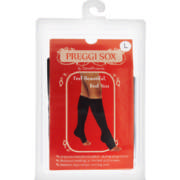 Preggi Sox Black Large