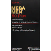 Mega Men 50 Plus 60