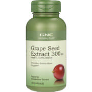 Herbal Plus Grape Seed Extract 100 Capsules