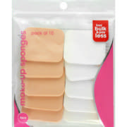Face Make-Up Sponges 10 Pack