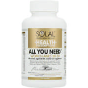 Health Prescriptions All You Need Women Ages 20-50 90 Capsules