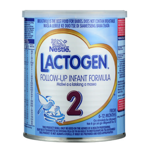 Lactogen Stage 2 Follow Up Infant Formula 400g