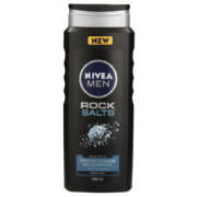 Shower Gel Rock Salt 500ml