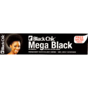 Permanent Hair Colour Creme Mega Black 28ml