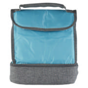 Double Decker Lunch Cooler Bag