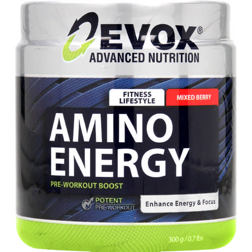 Pre-Workout Boost Mixed Berry 300g