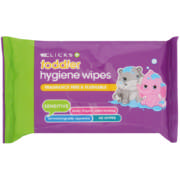 Toddler Hygiene Wipes 40 Wipes