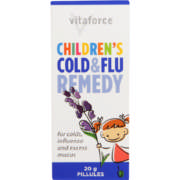 Children's Cold & Flu Remedy 20g