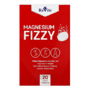 Magnesium Fizzy Tablets 20 Tablets