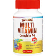 Multivitamin A-Z Softgels 60 Softgels