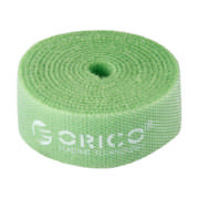1 Meter Velcro Cable Ties Green