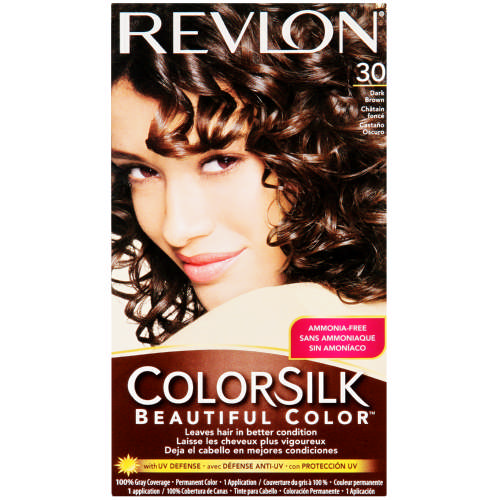 c84ce5c78b1 Revlon ColorSilk Beautiful Color Dark Brown 30 - Clicks