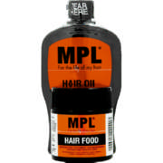 Hair Food Twin Pack 125g/60g