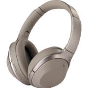 Wireless Bluetooth Noise Cancelling 40 Hours Headphones Silver
