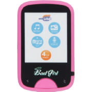 MP3 Player 4GB Memory Pink