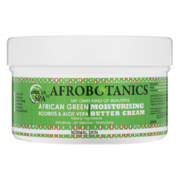 Body Butter Cream Green Rooibos & Aloe 250 ml